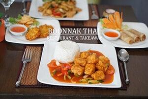 boonnak Thai lunch box